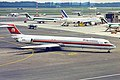 I-SMEL MD-82 Meridiana MXP 27AUG99 (6908965245).jpg