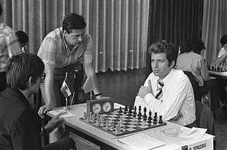 Boris Spassky - Albin Planinc vs. Boris Spassky in 1973