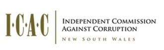 Independent Commission Against Corruption (New South Wales) - Image: ICAC (New South Wales) logo