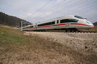 Intercity-Express - ICE 3 (Class 403) (Mar. 2007)