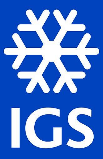 International Glaciological Society - Image: IGS logo 2013