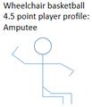 IWBF wheelchair basketball A3 amputee basketball classification.png