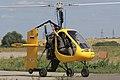 I after the first flight in an autogyro! Super flight. (4930106676).jpg