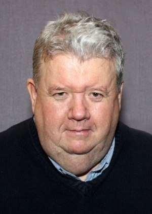 Ian McNeice - McNeice at the Hilton Birmingham Metropole hotel in April 2009
