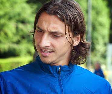 Zlatan Ibrahimovic scored in the 2004 tournament for Ajax. Ibra.jpg