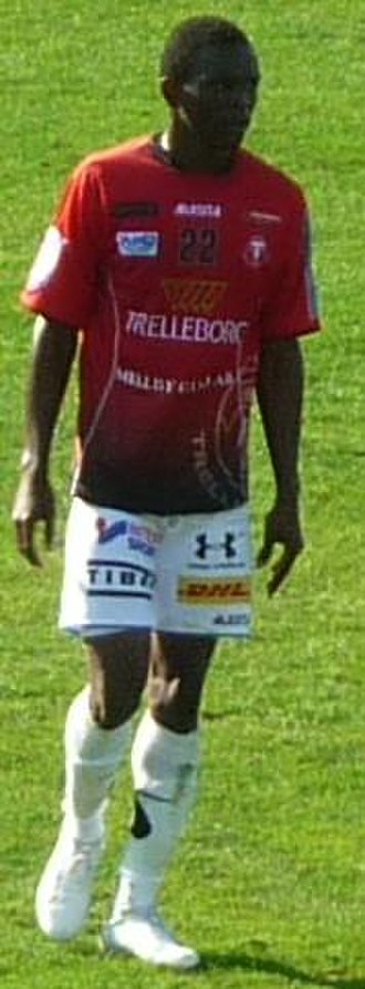 Division 2 (Swedish football) - The best midfielder of 2010, Ibrahim Koroma, has over 10 caps for the Sierra Leone national football team.