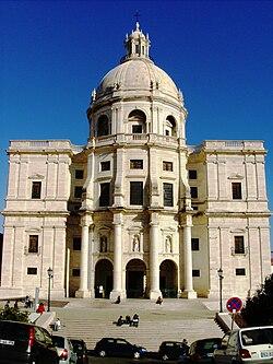 santa engrácia lisboa mapa Santa Engrácia (Lisboa) – Wikipédia, a enciclopédia livre santa engrácia lisboa mapa
