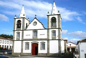 São Bartolomeu de Regatos - Church of Saint Bartholomew