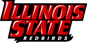 Illinois State Redbirds football - Image: Illinois State Redbirds Wordmark