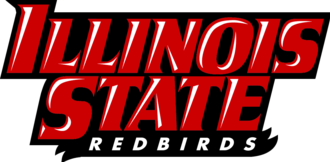 Illinois State Redbirds men's basketball - Image: Illinois State Redbirds Wordmark