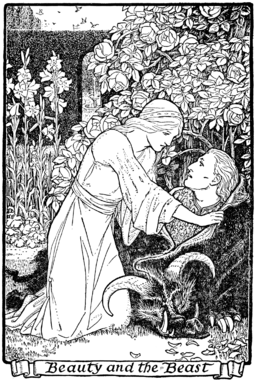Illustration at page 39 in Europa's Fairy Book