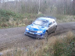 2008 Wales Rally GB