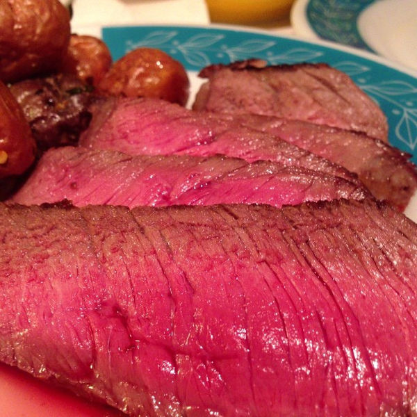 File:Image of freshly prepared chateaubriand steak in the traditional style.jpg