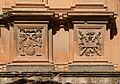 Imperial heraldic ornaments palacio Carlos V Alhambra Granada Spain.jpg