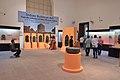 Indian Buddhist Art Exhibition - Ground Floor - Indian Museum - Kolkata 2016-03-06 1613.JPG