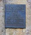 Infotafel Bernhard II Markgraf von Baden.jpg