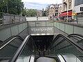Ingang van metrostation Vijzelgracht.jpg