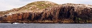 Gola Island - Image: Inis Gabhla geograph.org.uk 12376