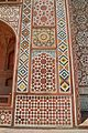 Inlay Panel - South Gateway - Northern Facade - Akbar Mausoleum Complex - Sikandra - Agra 2014-05-14 3688.JPG