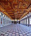 Innsbruck Schloss Ambras Hochschloss Innen Spanischer Saal 04.jpg