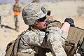 Integrated Task Force infantry Marines kick off MCOTEA assessment 150309-M-DU612-120.jpg