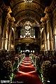 Interior da Igreja de São Francisco de Paula, Rio de Janeiro - Nave, vista para o coro alto (5).jpg