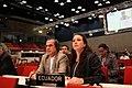 Intervención del Canciller Ricardo Patiño en la 17 Convención de las Naciones Unidas sobre Cambio Climático (6476159797).jpg