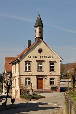 Inzlingen Rathaus