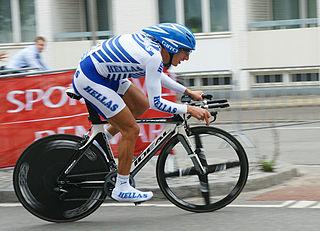 Ioannis Tamouridis Greek cyclist