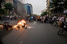 Iranian presidential election, 2009, protests (2).jpg