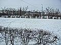 Irkutsk. February 2013. Barguzin, regional court, bus stop Volga, Diagnostic Center. - panoramio (11).jpg