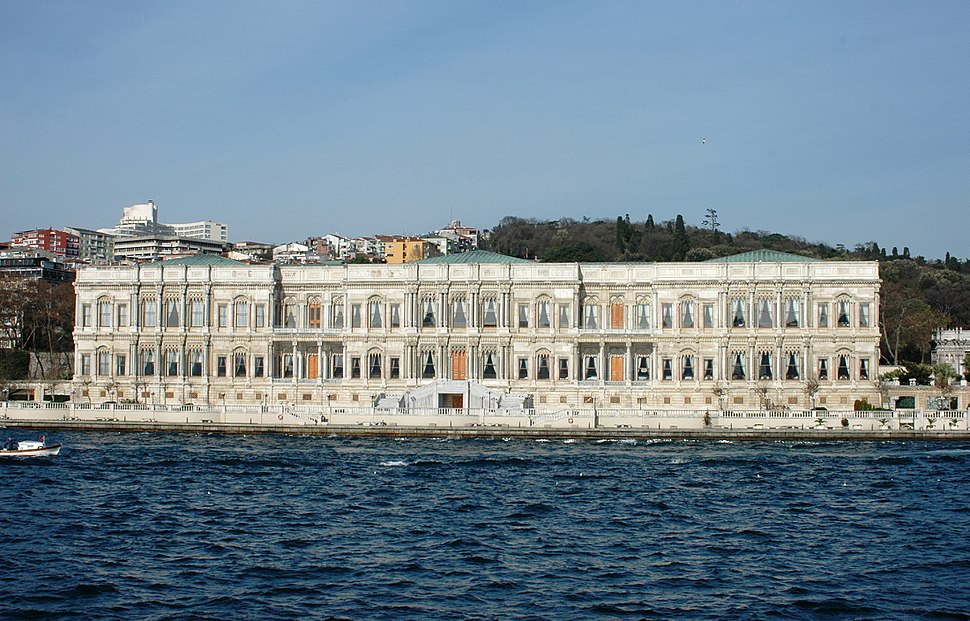 Istanbul - Palau de Çırağan