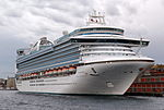 Istanbul Bosphorus Cruise ship Ruby Princess IMG 7920 1920.jpg