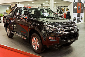 Image illustrative de l'article Isuzu D-Max