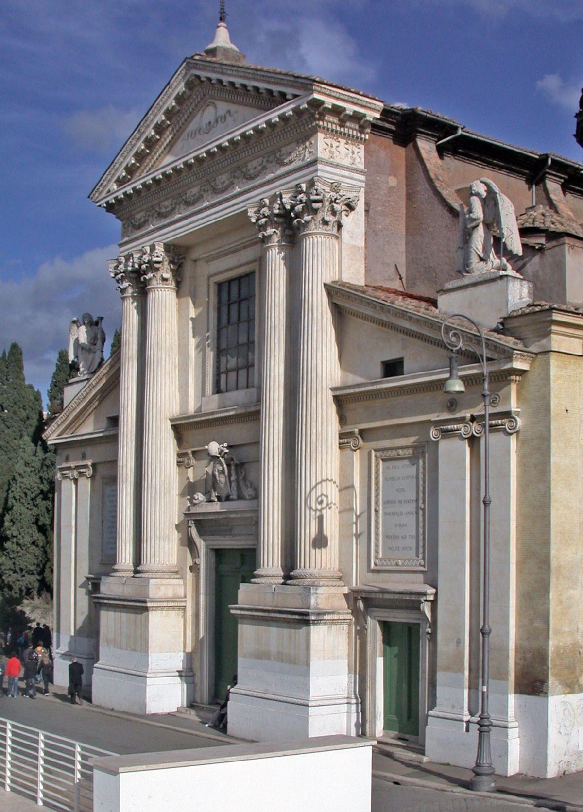 San Rocco Rome Wikipedia