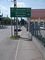 Jászapáti, Boconád, Gyöngyös junction, Route 31, 2019 Heves.jpg