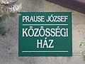 József Prause community center in Gyömrő, Hungary.jpg