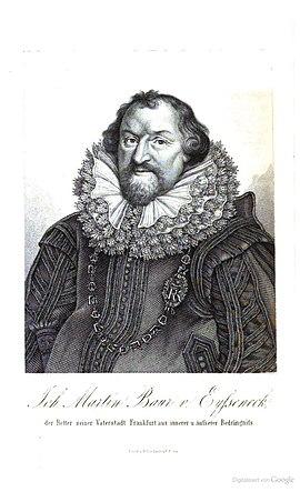 Johann Martin Baur von Eiseneck