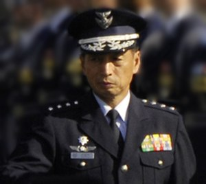 Toshio Tamogami - Gen. Toshio Tamogami in August 2008