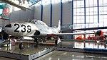 JASDF T-33A(71-5239) left front view at Hamamatsu Air Base Publication Center November 24, 2014 02.jpg
