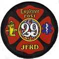 JFRD Explorers Post 29 patch.JPG