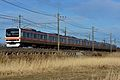 JR East 209-500 Musashino Line 20170116.jpg
