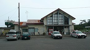 JR Tsuno Station 2009.JPG