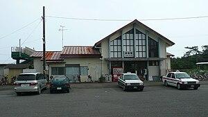 Tsuno, Miyazaki - Tsuno Station