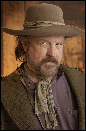 Jim Beaver - Beaver as his Whitney Ellsworth character in Deadwood