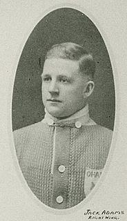 Jack Adams Canadian ice hockey player and coach