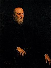 Jacopo Tintoretto - Portrait of Alvise Cornaro - WGA22687.jpg