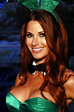 Jaime Faith Edmondson At The Playboy Mansion On July 23 2011