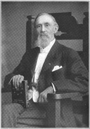 James H. Baker - James H. Baker, circa 1908