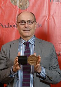 Lapine at the 73rd Annual Peabody Awards